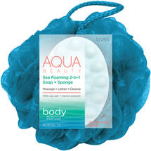 Body Benefits by Body Image Aqua Beauty Sea Foaming 2-in-1 Soap + Sponge
