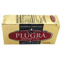 Plugra European Style Unsalted Butter