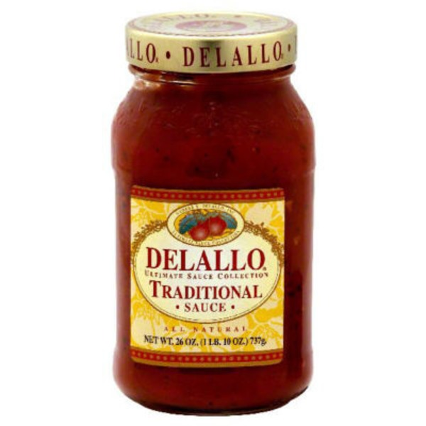 DeLallo Traditional Spaghetti Sauce