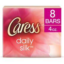 Caress Daily Silk White Peach and Silky Orange Blossom Beauty Bar