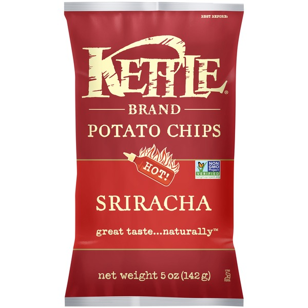 Kettle Brand® Sriracha Potato Chips