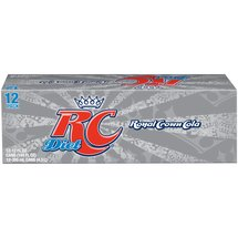 Diet RC Cola Cool Pack