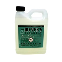 Mrs. Meyer's Hand Soap Liquid Refill, Basil Scent