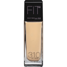 Maybelline New York Fit Me Foundation Sun Beige 310