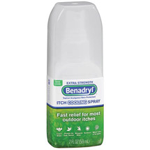 Benadryl Extra Strength Itch Relief Spray