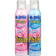 Mr. Bubble Foam Soap Assorted