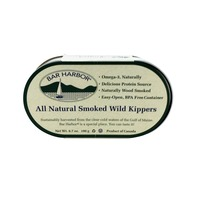 Bar Harbor Wild Kippers, Wild, Smoked