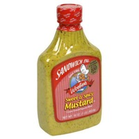 Woeber's Sandwich Pal Sweet & Spicy Mustard