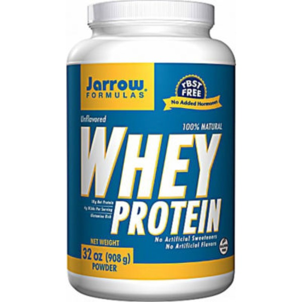 Jarrow Unflavored Whey Protien Powder