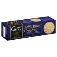 Carr's Table Water Baked with Toasted Sesame Seeds Crackers