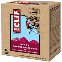 Clif Bar Berry Pomegranate Chia Bars