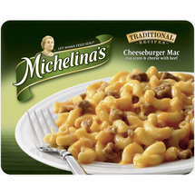 Michelina's Authentico Cheeseburger Mac With Beef
