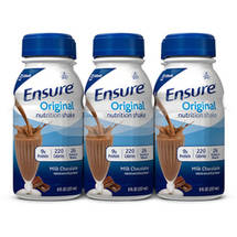 Ensure Creamy Milk Chocolate Balanced Nutrition Shake 6 Ct/48 Fl Oz