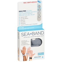 Sea-Band Nausea Relief Acupuncture Wrist Band
