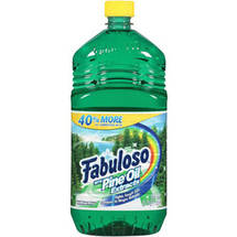 Fabuloso Multi-Purpose Cleaner with Pine Oil Extracts