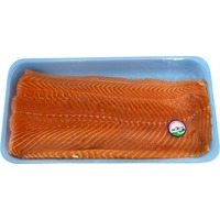 Fresh Farmed Atlantic Salmon Fillet