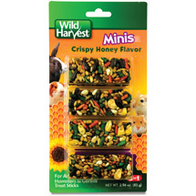 Wild Harvest Small Animal Honey Mini Sticks