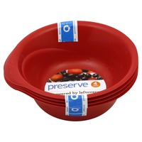 Preserve Pepper Red Everyday 16 Ounce Bowls