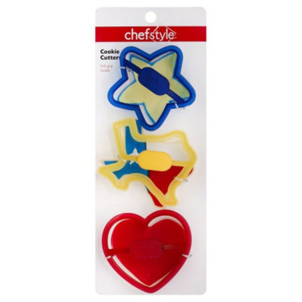 Chef Style Cookie Cutter