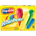 Popsicle Rainbow Pop 1.65 oz Ice Pops