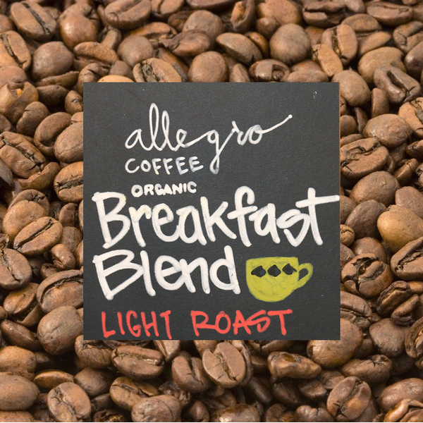 Allegro Coffee Breakfast Blend Bulk Coffee