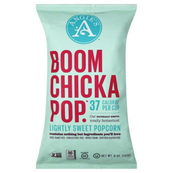 Boomchickapop Light Kettle Corn