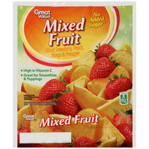 Great Value Frozen Mixed Fruit