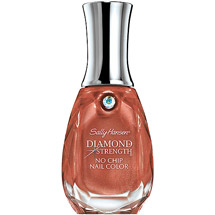Sally Hansen Diamond Strength No Chip Nail Color Antique Bronze