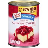 Comstock Original Country Cherry Pie Filling & Topping