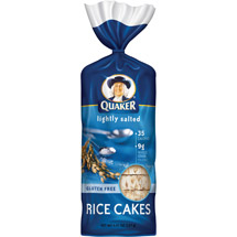 Quaker Rice Cake Lightly Salted