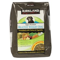Kirkland Signature Super Premium Healthy Weight Dog Food