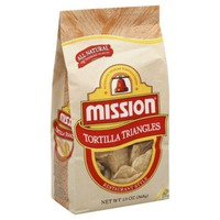Mission Triangles Tortilla Chips