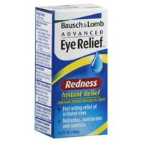 Eye Relief Bausch & Lomb Eye Relief Advanced Redness Eye Drops