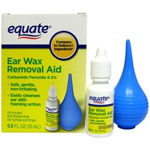 Equate Ear Wax Removal Aid