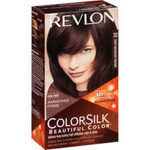 Colorsilk Beautiful Color Hair Color Kit #32 Dark Mahogany Brown