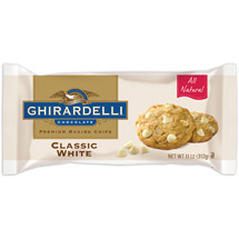 Ghirardelli Chocolate Classic White Baking Chips