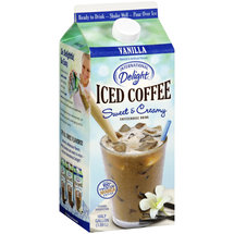 International Delight Vanilla Sweet & Creamy Iced Coffee