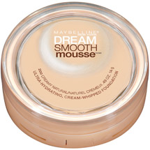 Dream Smooth Mousse Foundation Buff Creany Natural