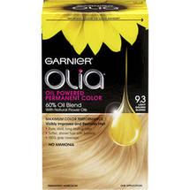 Garnier Olia Oil Powered Permanent Hair Color 9.3 Light Blonde
