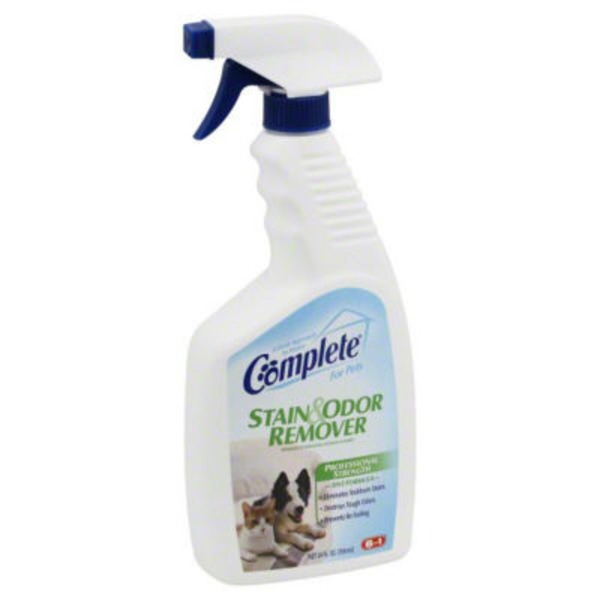 Complete for Pets Stain & Odor Remover