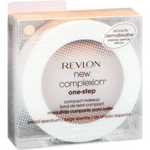 Revlon New Complexion One-Step Compact Makeup 01 Ivory Beige Ivory Beige