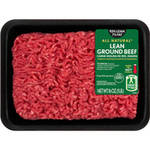 93% Lean/7% Fat Lean Ground Beef Tray