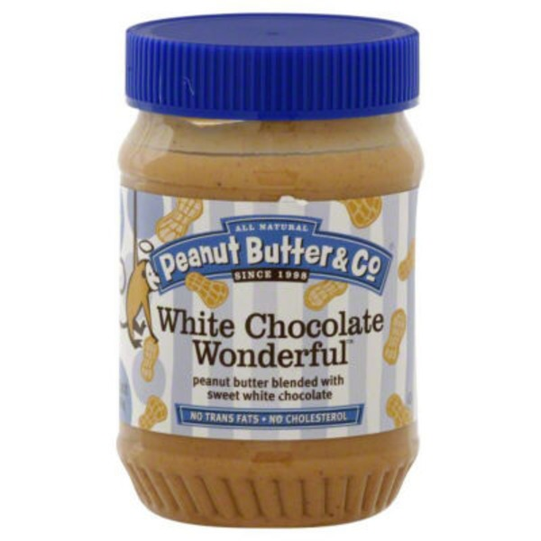 Peanut Butter & Co. Peanut Butter & Co White Chocolate Wonderful