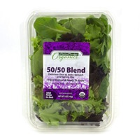Central Market 50/50 Blend Baby Spinach and Spring Mix