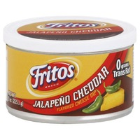 Fritos Cheese Jalapeno Cheddar Flavored Dip