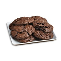 Central Market Chocolate Crispy Cookie