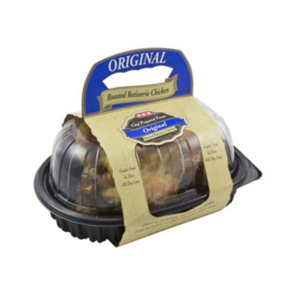H-E-B Original Rotisserie Chicken