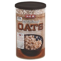 H-E-B Old Fashioned Oats
