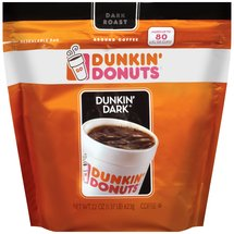 Dunkin' Donuts Dunkin' Dark Ground Coffee