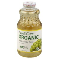 Santa Cruz Organics White Grape Juice